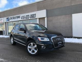 Used 2016 Audi Q5 SOLD for sale in Toronto, ON