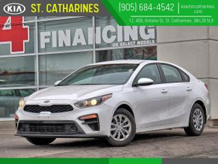 Used 2019 Kia Forte LX IVT | Lane Assist | 8 Display | Android Auto for sale in St Catharines, ON