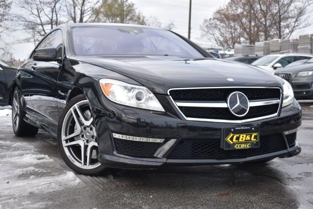 2012 Mercedes-Benz CL63 AMG CL 63 AMG - NO ACCIDENTS - ONTARIO CAR - CERTIFIED