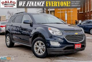 Used 2016 Chevrolet Equinox LT | BACK-UP CAM | HEATED SEATS | BLUETOOTH for sale in Hamilton, ON