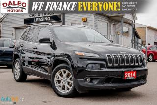 Used 2014 Jeep Cherokee North 3.3L | NAVIGATION | HEATED SEATS | BLUETOOTH for sale in Hamilton, ON