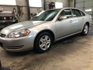 Used 2008 Chevrolet Impala 4DR SDN LS for sale in St-Constant, QC