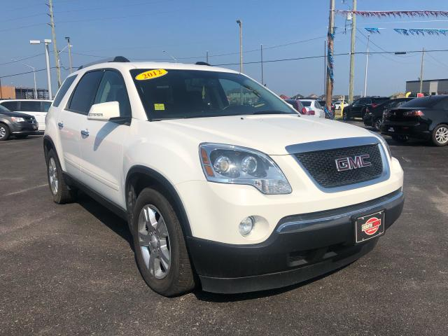 2012 GMC Acadia SLT2*AWD*7-PASS*BACKUP CAM