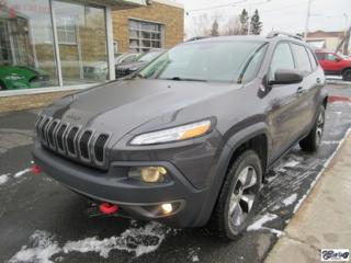 Used 2016 Jeep Cherokee *Pano+NAV+gar.prol* for sale in Varennes, QC