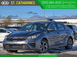 Used 2020 Kia Forte EX | Blindspot Alert | 8inch Display | Lane Assist for sale in St Catharines, ON