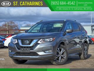 Used 2019 Nissan Rogue SV Tech for sale in St Catharines, ON