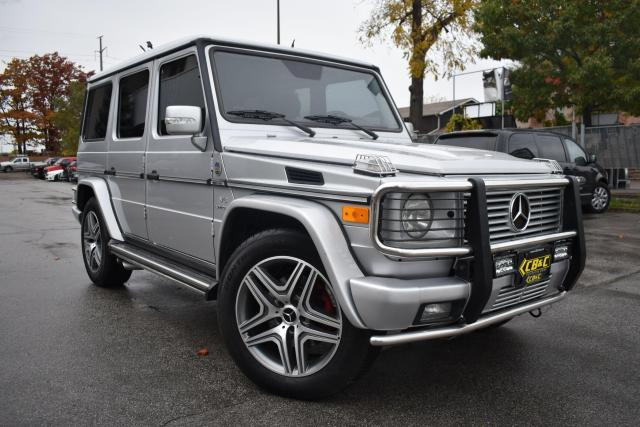 2005 Mercedes-Benz G-Class G55 AMG - NO ACCIDENTS - WINTER BLOWOUT SALE