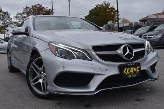 Used 2014 Mercedes-Benz E-Class E 350 - 4 Matic - WINTER BLOWOUT!!! for sale in Oakville, ON
