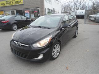 Used 2014 Hyundai Accent for sale in St. Catharines, ON