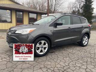Used 2016 Ford Escape SE for sale in Glencoe, ON