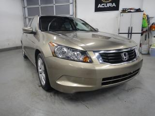 Used 2010 Honda Accord EX-L MODEL,DEALER MAINTAIN,NO ACCIDENT for sale in North York, ON