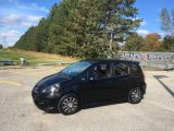 Photo of Black 2008 Honda Fit