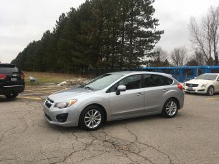 Used 2012 Subaru Impreza 2.0i w/Touring Pkg for sale in Scarborough, ON