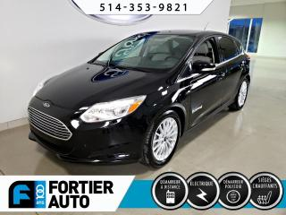 Used 2018 Ford Focus ÉLECTRIQUE à hayon for sale in Montréal, QC