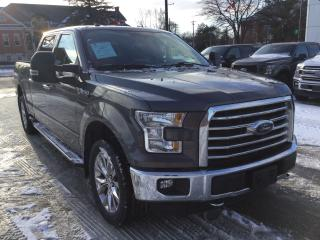 Used 2016 Ford F-150 XTR | Chrome | 4X4 | Trailer Brake Controller for sale in Harriston, ON