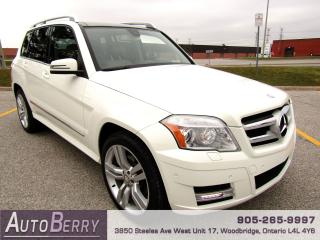Used 2011 Mercedes-Benz GLK-Class GLK350 - 4MATIC for sale in Woodbridge, ON
