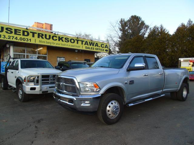 2012 RAM 3500 Laramie Longhorn 6.7 Cummins Turbo Diesel