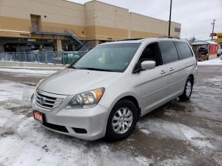 Used 2008 Honda Odyssey EX-L, 8 Pass, Leather,DVD for sale in Toronto, ON