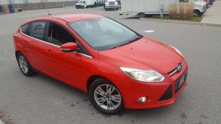 Used 2012 Ford Focus Hatchback, SEL, 4 door, 3/Y warranty available for sale in Toronto, ON