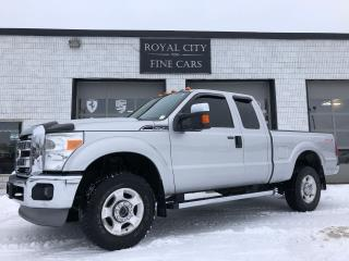 Used 2011 Ford F-250 XLT FX4 Remote Start Chrome Package No Accidents for sale in Guelph, ON