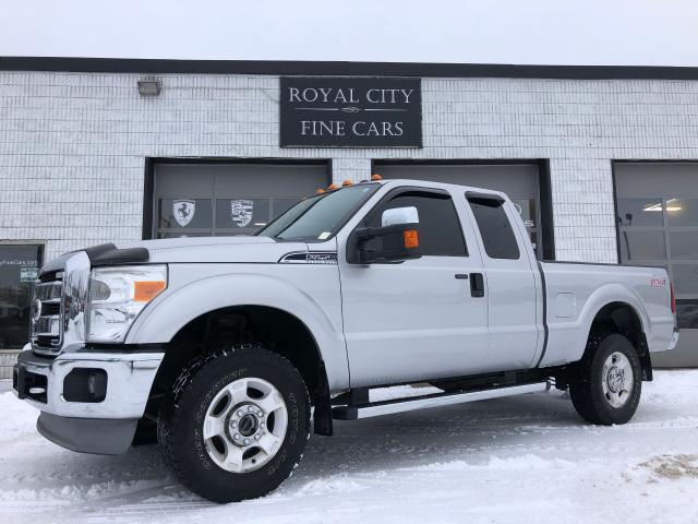 2011 Ford F-250 XLT FX4 Remote Start Chrome Package No Accidents