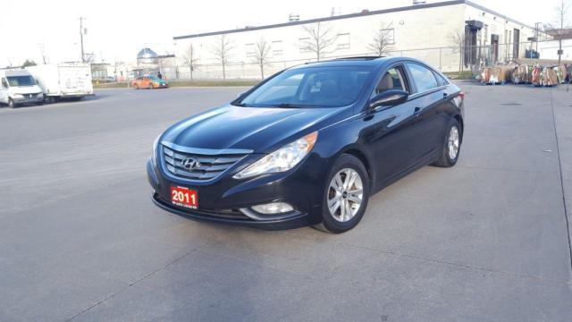 2011 Hyundai Sonata 4 door, Auto, Low km,3/Y warranty available