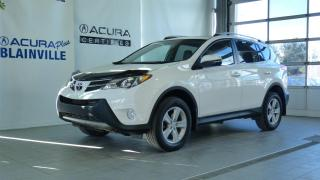 Used 2014 Toyota RAV4 XLE ** AWD ** GPS ** for sale in Blainville, QC
