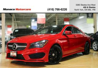 Used 2016 Mercedes-Benz CLA-Class CLA250 - AMG|PANO|NAVI|BACKUP|COLLISION WARNING for sale in North York, ON