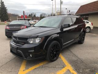 Used 2016 Dodge Journey SXT for sale in Cobourg, ON