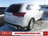 2019 Mitsubishi Outlander ES 4D Utility AWD