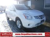Photo of White 2012 Nissan ROGUE SV 4D UTILITY FWD