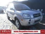 2006 Hyundai Tucson 4D Utility FWD