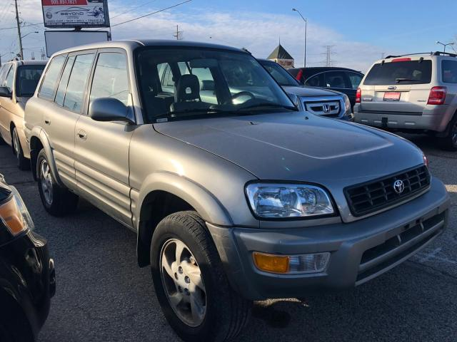 2000 Toyota RAV4 4WD, LEATHER, 3 YR WARRANTY, CERTIFIED