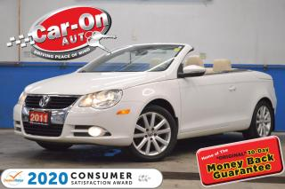 Used 2011 Volkswagen Eos 2.0 TSI Comfortline SUPER RARE MANUAL TRANSMISSION for sale in Ottawa, ON