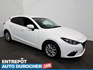 Used 2015 Mazda MAZDA3 GS AIR CLIMATISÉ - Sièges Chauffants for sale in Laval, QC