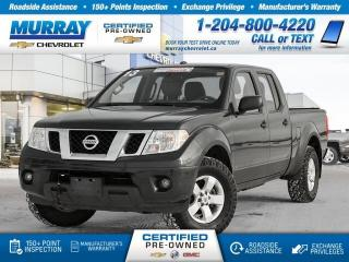 Used 2013 Nissan Frontier SV for sale in Winnipeg, MB
