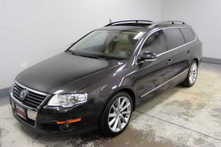 Used 2010 Volkswagen Passat Wagon Highline for sale in Kitchener, ON