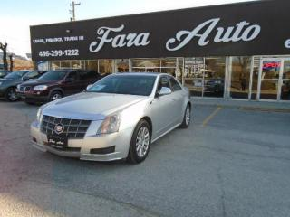 Used 2011 Cadillac CTS Sedan 3.0L for sale in Scarborough, ON