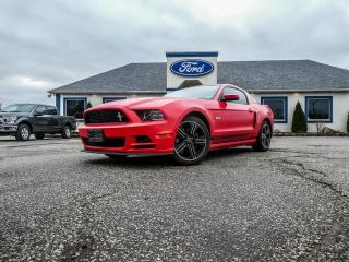 Used 2014 Ford Mustang GT- CALIFORNIA SPECIAL EDITION- 5.0L V8- MANUAL for sale in Essex, ON