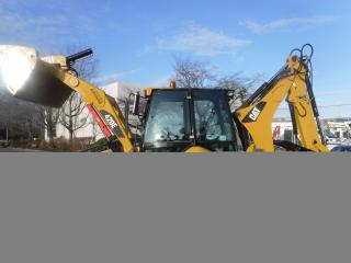 Used 2009 CATERPILLAR 420E Backhoe Loader 4WD Diesel for sale in Burnaby, BC