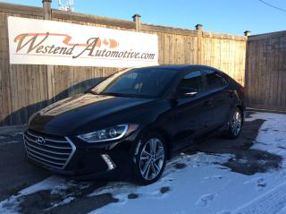 Used 2017 Hyundai Elantra GLS for sale in Stittsville, ON