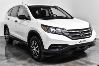 Used 2014 Honda CR-V LX AWD A/C MAGS BLUETOOTH for sale in St-Hubert, QC