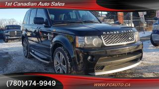Used 2012 Land Rover Range Rover Sport Autobiography for sale in Edmonton, AB