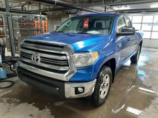 Used 2016 Toyota Tundra SR5 DOUBLE CAB 4X4 for sale in Québec, QC