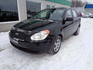 Used 2010 Hyundai Accent Berline 4 portes, boîte automatique, GL for sale in St-Jérôme, QC