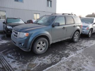 Used 2010 Ford Escape XLT Déverrouillage Sans Clé A/C Chauffag for sale in Laval, QC