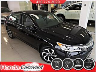 Used 2017 Honda Accord SE 4 PORTES AUTOMATIQUE for sale in St-Hyacinthe, QC