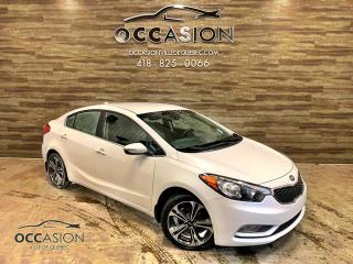 Used 2014 Kia Forte EX AUTOMATIQUE CLIMATISEUR BERLINE for sale in Ste-Brigitte-de-Laval, QC