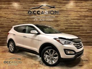 Used 2013 Hyundai Santa Fe SE AWD CUIR TOIT PANO for sale in Ste-Brigitte-de-Laval, QC