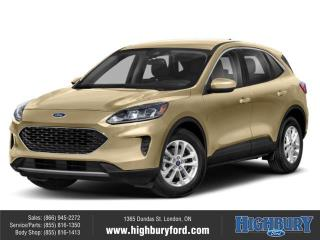 New 2020 Ford Escape SE for sale in London, ON